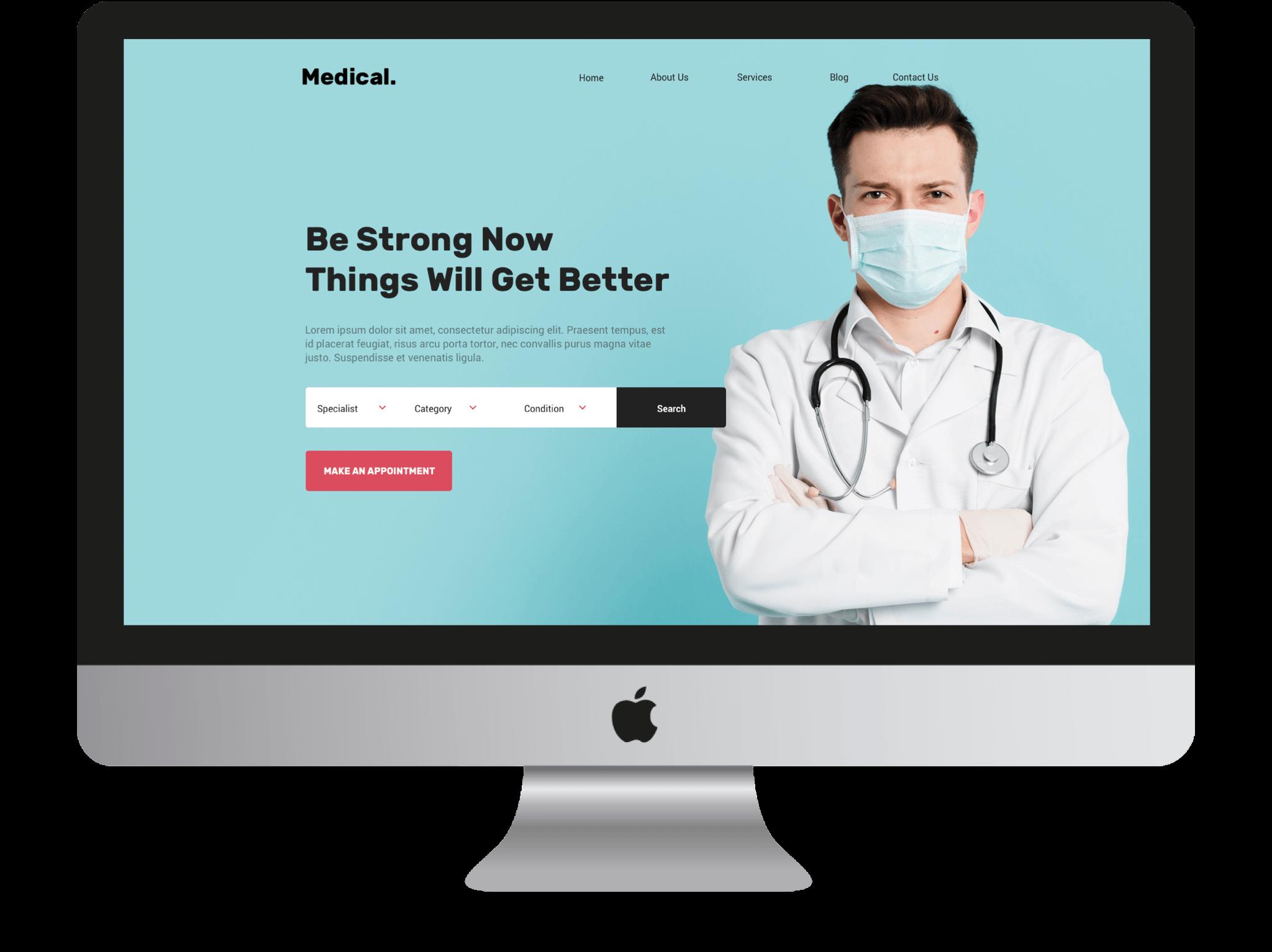 Planes de sitios web para empresas de atención médica   Let's Nurture Costa Rica   Canadá, Estados Unidos y América Latina