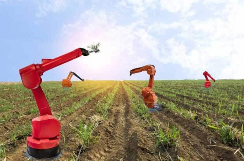 Mano de obra autónoma y robotica