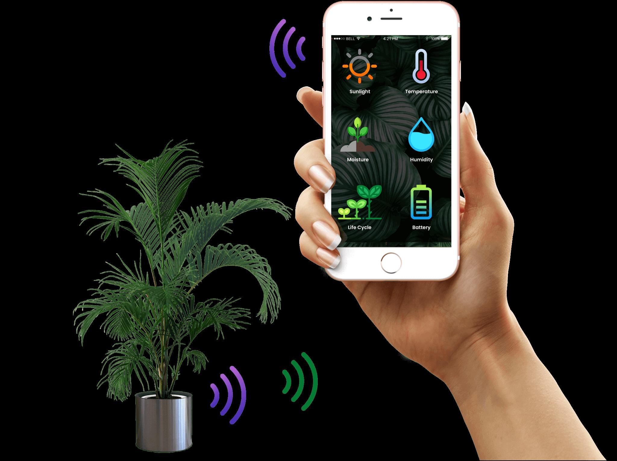 Soluciones IoT para la Agricultura