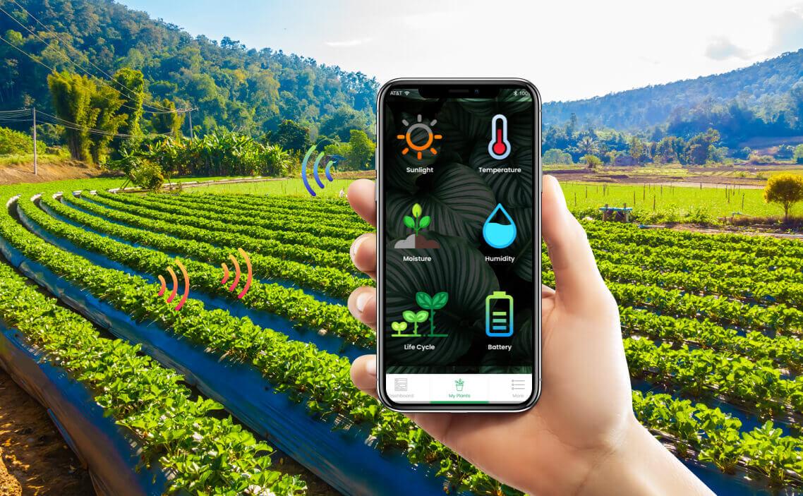 Soluciones IoT de Agricultura Inteligente
